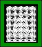 Free Filet Crochet Christmas Tree Pattern