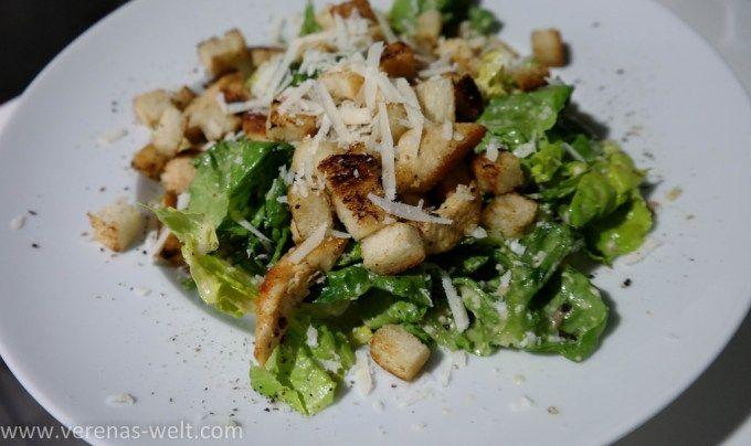 Ceasar's Salad - ° Verenas Welt °° Verenas Welt °
