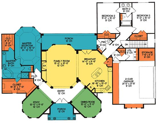 1000 Images About House Ideas On Pinterest House Plans Models And