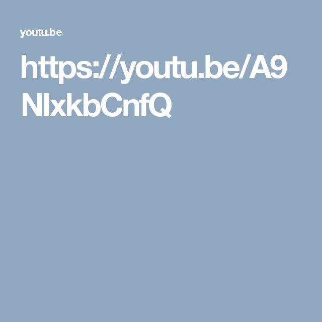 https://youtu.be/A9NIxkbCnfQ