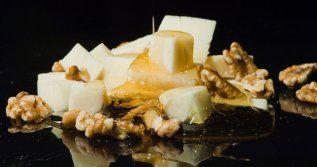 Salpicón de quesos zamoranos con cecina y aceite de trufa - La Opinión de Zamora