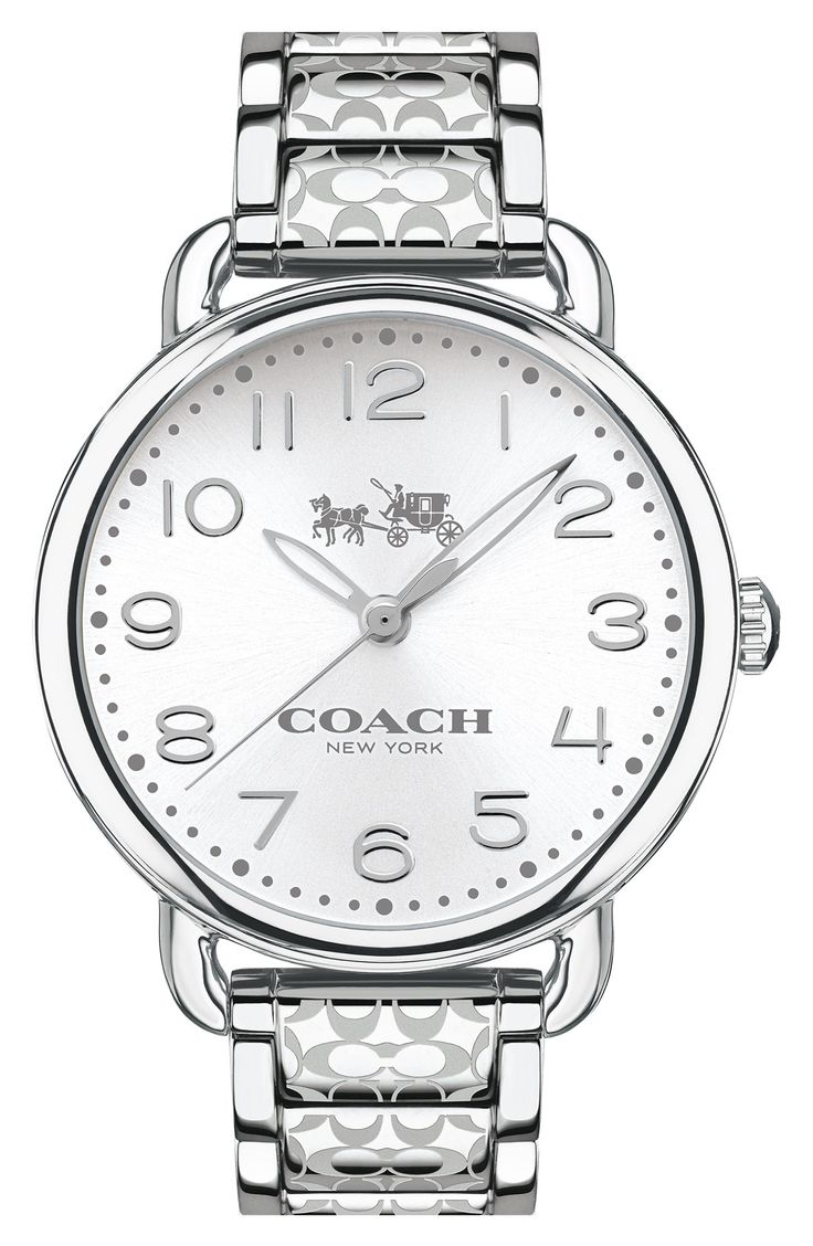 Coach 'Delancey' Bracelet Watch, 36mm