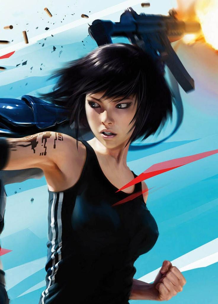Faith..  Mirror's Edge 2?  C'mon EA!