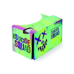 logo baskılı cardboard sanal gerçeklik gözlüğü