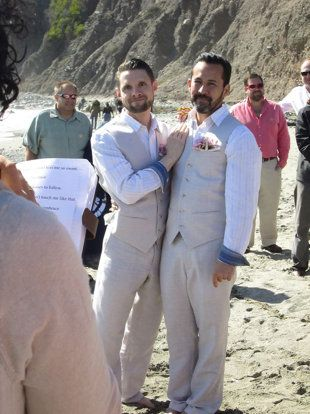 """Danny Pintauro marries Wil Tabares (Danny Pintauro - American actor, best known for his role on 80s sitcom """"Who's the Boss?"""")"""