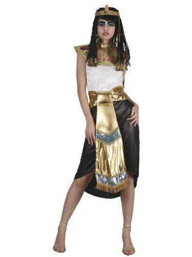 Damen Kleopatra Kostüm ca 25€ | Kostüm-Idee zu Karneval, Halloween & Fasching