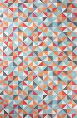 Zirconia wallpaper - perfect colours for the lounge