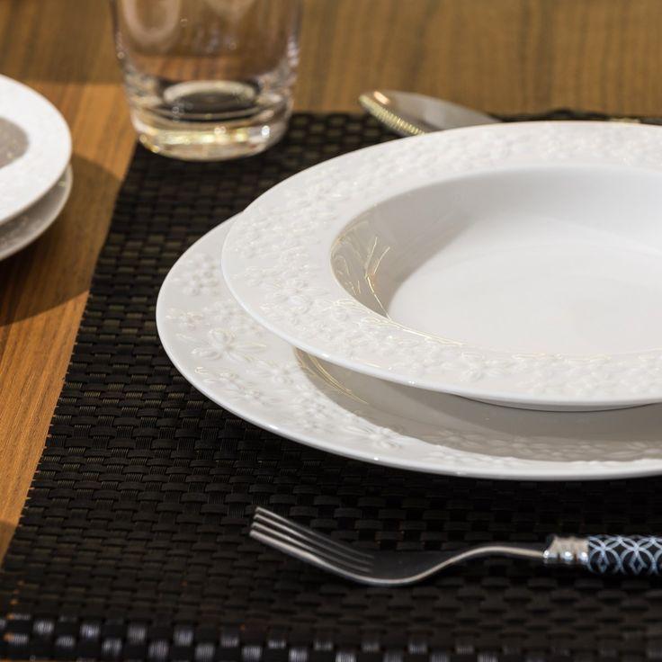 Banquet Blache Jedálenská sada 12 ks | 4Econ - chytrý nákup pre váš domov
