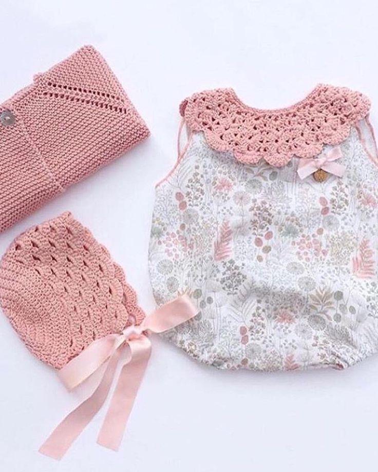 #mulpix Nos enamoró esta belleza de conjuntito de @marigurumishop Lovely !!❤️❤️•••Si te gusta déjanos un comentario, nos importa!! Gracias!! #modaespañola #modainfantil #ropaespañola #ropainfantil #hechoenespaña #madeinspain #modaespaña #kidsstyle #niñasconestilo #spain #modainfantilchic #kidsfashion #spanishbrand #cutekidsfashion #fashionkids #baby #babygirl #sweetbaby #babyfashion #childrensfashion #cutekidsclub #instababy #littlebaby #modainfantilespañola #modainfa