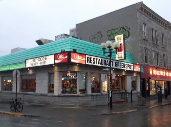 Green Spot Restaurant, Montreal: See 83 unbiased reviews of Green Spot Restaurant, rated 4 of 5 on TripAdvisor and ranked #317 of 5,780 restaurants in Montreal.