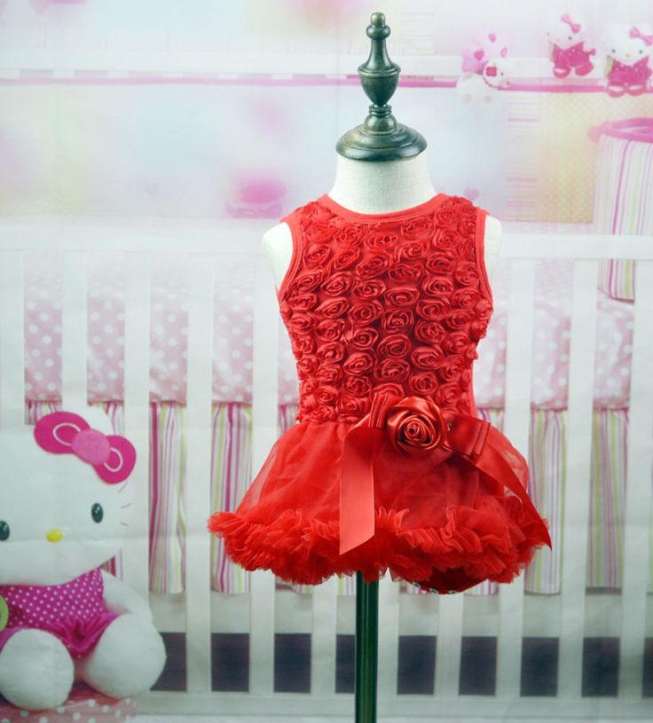 Newborn Baby girl Dress Romper Jumpsuit Skirt Tutu Flower Clothes Outfit Set #52 #Unbranded