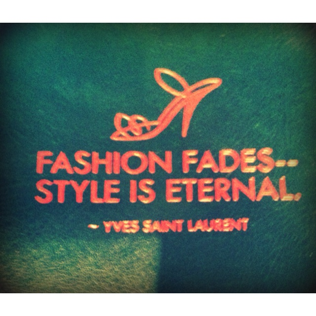 Eternal: Style Xo, Style Fashionista, Thoughts Exact, Wise Words
