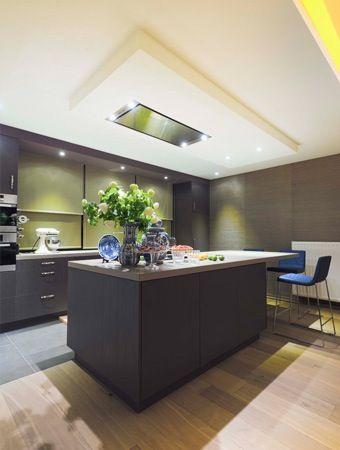 25 beste idee n over inbouw plafond op pinterest bovenverlichting en hal verlichting - Open keuken idee ...