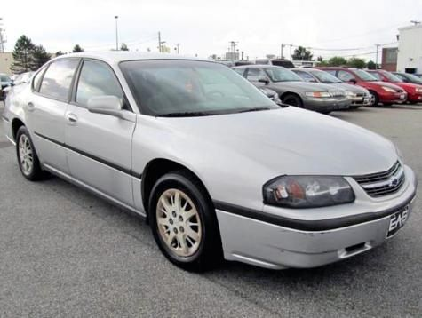 $995 — 2002 Chevrolet Impala LS in Manchester, New Hampshire, NH