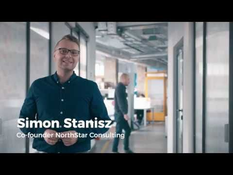 Watch on Youtube here: Testimonial from Simon Stanisz Co-founder NorthStar Consulting to MAN.Digital | 161 694 7221>. Via Man Digital Videos