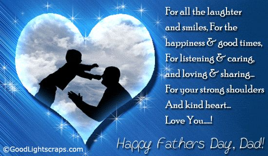 Happy Father's Day - Father's are important http://www.parents.com/parenting/dads/issues-trends/importance-of-fathers-involvement/