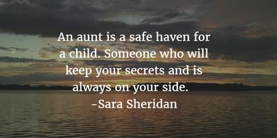 - 29 Best Being An Aunt Quotes - EnkiVillage