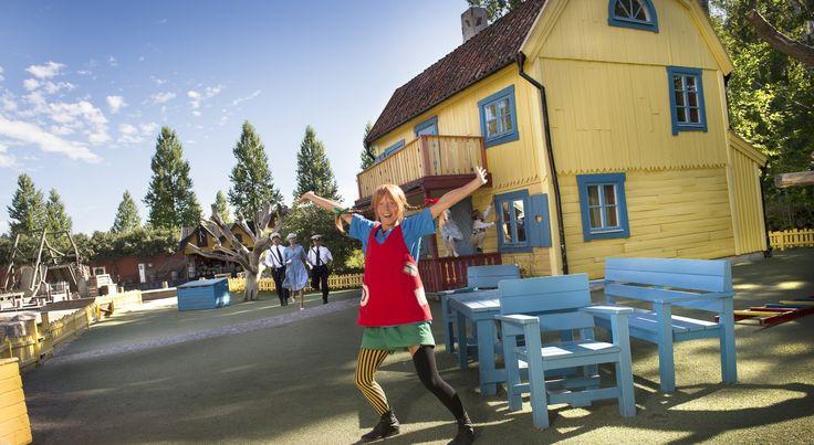 Ein Ausflug in Astrid Lindgrens Welt in Südschweden ist ein wunderbares Erlebnis für große und kleine Lindgren-Fans. lunamag.de