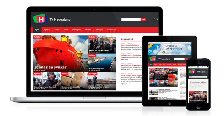 Publiseringsplattform for TV Haugaland http://buff.ly/1HL0qk7