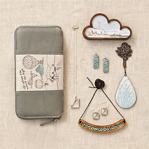 A whimsical collection - Pili Pala Pieces
