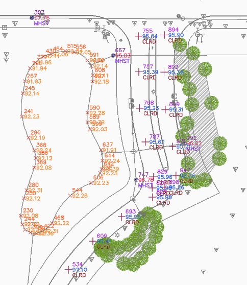 AutoCAD Forest