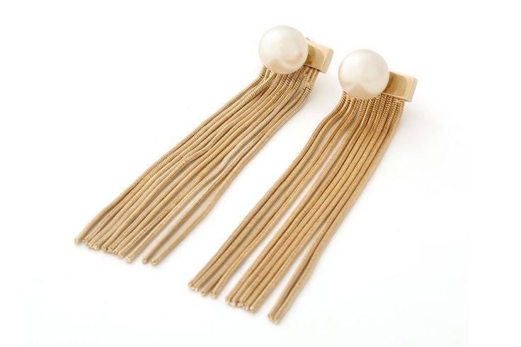 Resort 2016 Best Accessories: Jason Wu earrings