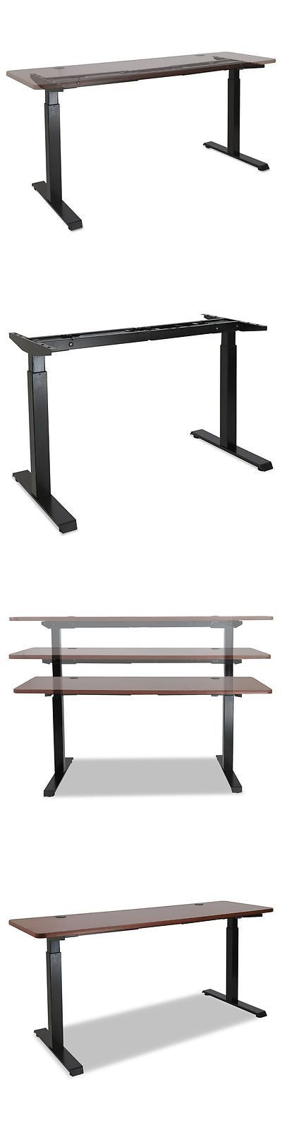 Other Cardio Equipment 28063: Alera 2-Stage Electric Adjustable Table Base, 27 1 4 To 47 1 4 - Aleht2ssb -> BUY IT NOW ONLY: $520 on eBay!