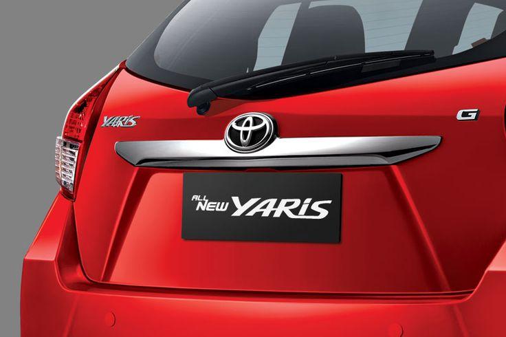 All New Yaris 1.5 G
