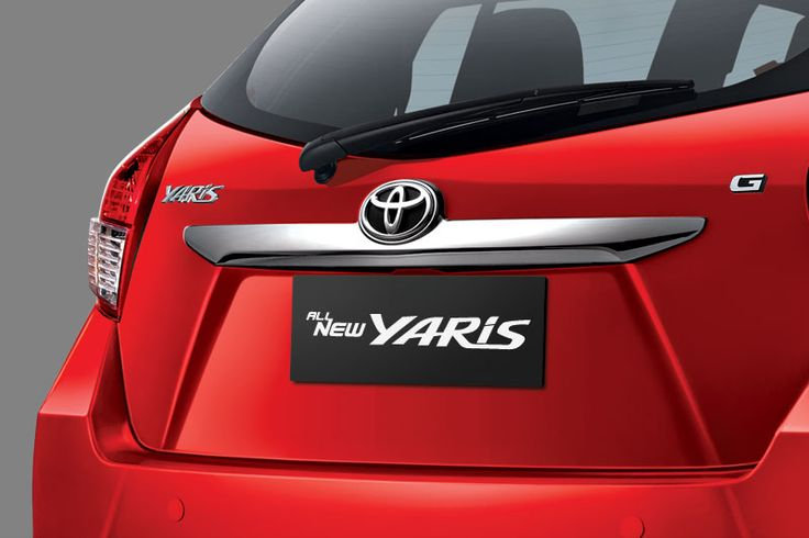 All New Yaris 1.5 G