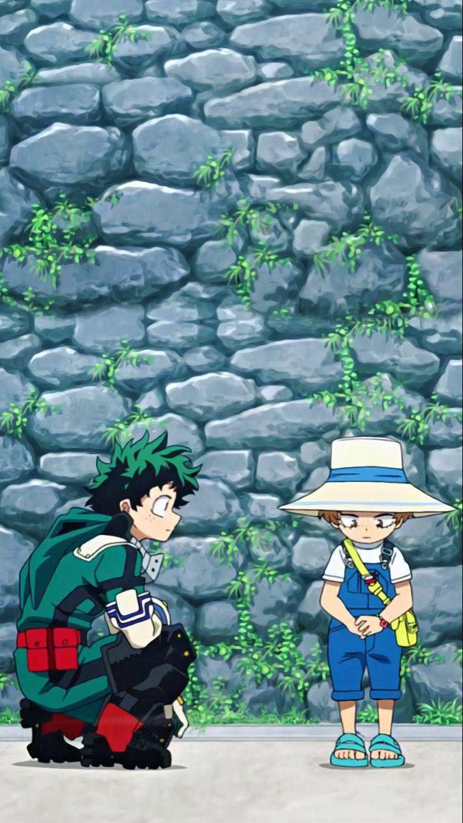 My Hero Academia Heroes Rising Wallpaper Cute Anime Wallpaper Anime Wallpaper Anime