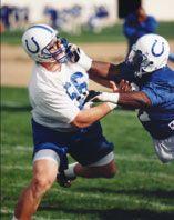 Colt's Brandon Burlsworth | 1999 NFL Draft | College Football Walk-On at Arkansas