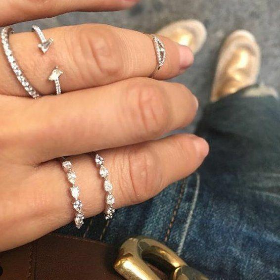 #djulajewelry #beautiful #chic #diamond #rings #pirlanta sipariş ve deayli bilgi için dm lütfen.