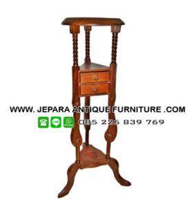 Furniture aksesoris kayu jati untuk rumah minimalis