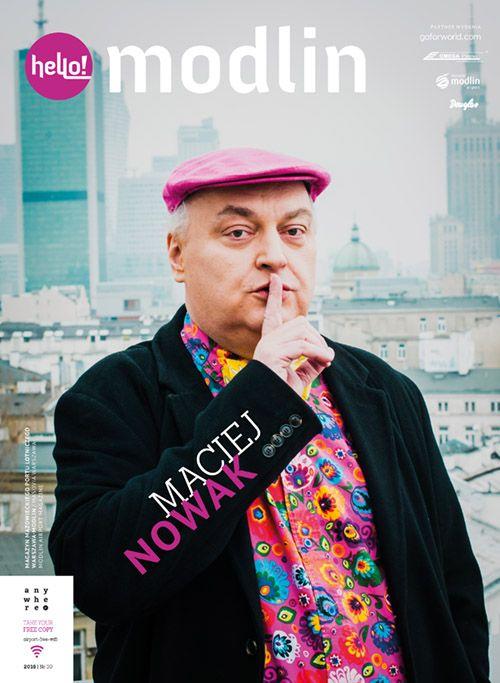 Maciej Nowak/ fot. Monika Szałek