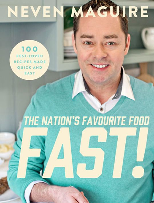 The demands of the modern world mean we're all under time pressure, but whether you're doing long hours at work or staying home to raise a brood - or combining the two! - the fact remains the same: we need to eat. With that in mind, Ireland's most trusted chef has devised 100 new everyday family recipes you can rely on.