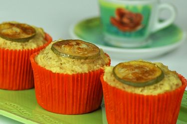 Feijoa and cream cheese muffins – Recipes – Bite