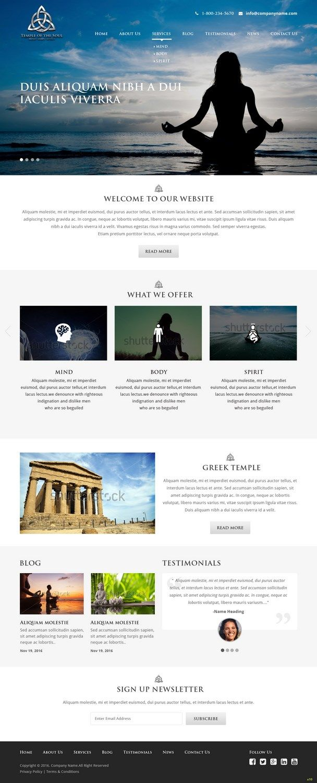 51 Elegant Web Designs Health Web Design Project For A Business In Australia Web Design Projects Web Design Design