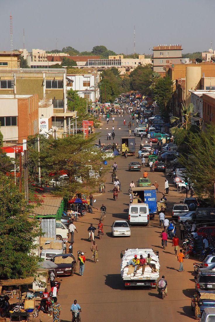 Ouagadougou - Wikipedia, slobodna enciklopedija