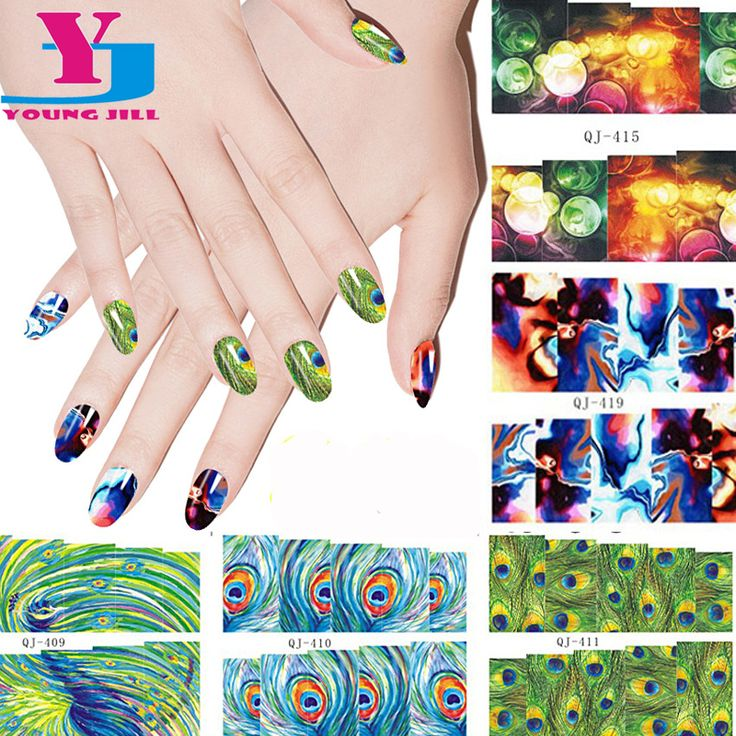 Find More Stickers & Decals Information about New Arrive Feather Colorful Design Water Nail Decals Sticker DIY Decoration BeautyTransfer Nail Patch Foils Art Stickers Ongles,High Quality art nail sticker,China sticker album Suppliers, Cheap sticker nintendo ds lite from YOUNG JILL CO.,LTD on Aliexpress.com