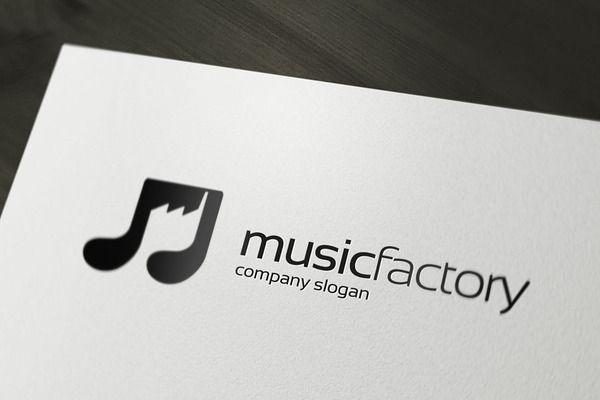 Music Factory Logo - Logos - 2