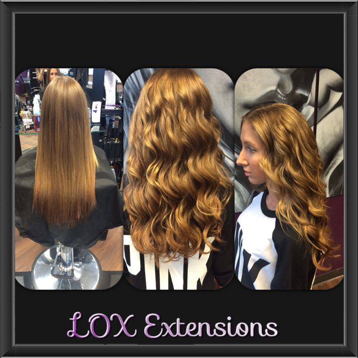 29 best before after with lox images on pinterest extensions lox extensions by allie pure bliss salon and spa flint mi pmusecretfo Image collections