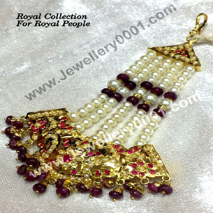 Jadau Best Ruby Color Jhumar for Women just @ Rs 950/-