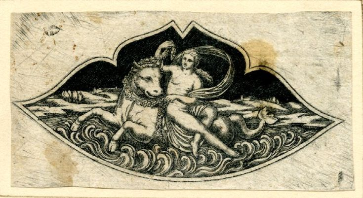 Print made by Anonymous Date 1700-1880 (circa)