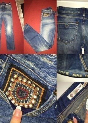 Kupuj mé předměty na #vinted http://www.vinted.cz/damske-obleceni/dziny/11980740-kalhoty-jeans-znacky-replay-xs-nove