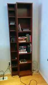 Billy Bookcase and CD/DVD Shelf Guelph Ontario image 1