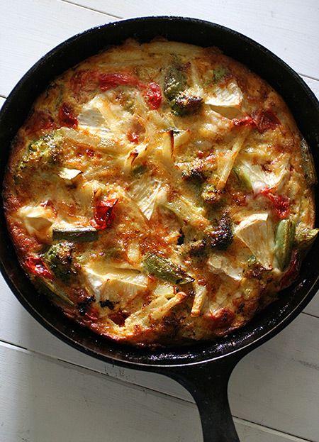 Veggie Omelette | Recipe