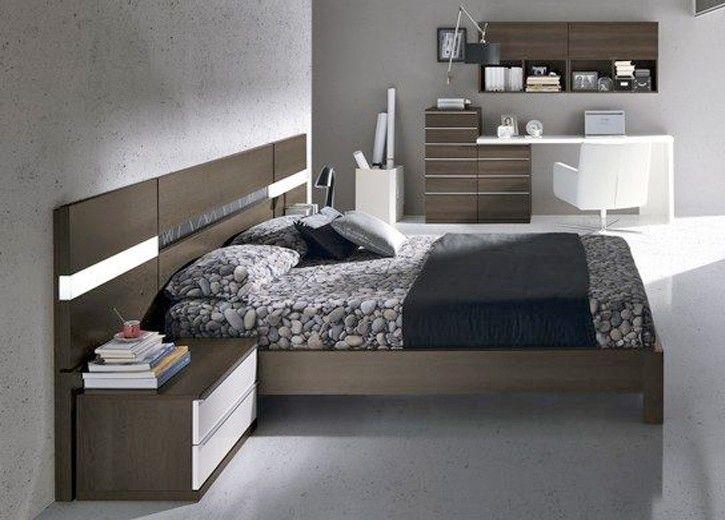 17 mejores ideas sobre modelos de camas matrimoniales en for Modelos de dormitorios matrimoniales