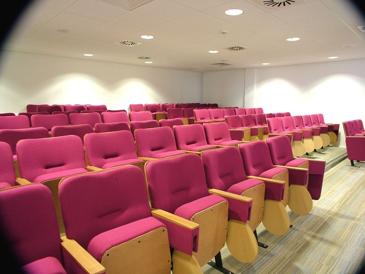 9 best Lecture Theatre Seating images on Pinterest | Lecture theatre ...