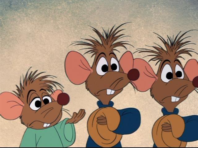 Mice from CinderellaCinderella Disney, Disney Cinderella Mice, Kill Mice, Mice In Cinderella, Mice Cinderella, Disney Mice, 1950, Cinderela Mouse, Cartoons