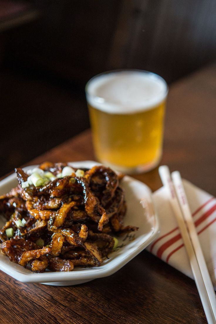 Your old Chinese-American favorites, taken up a notch.